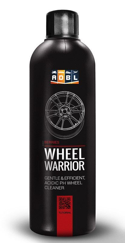 ADBL Wheel Warrior 0.5 L - Limpiallantas concentrado acido