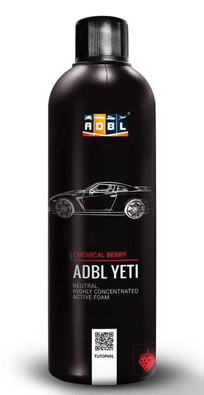 ADBL Yeti - Chemical Berry 0.5 L - Snow Foam (espuma de prelavado)