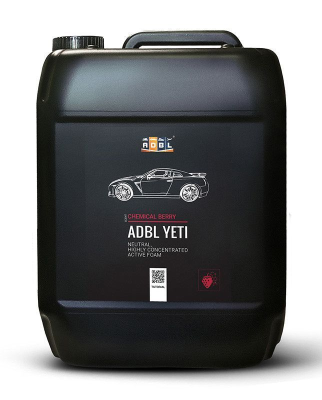 ADBL Yeti - Chemical Berry 5 L - Snow Foam (espuma de prelavado)