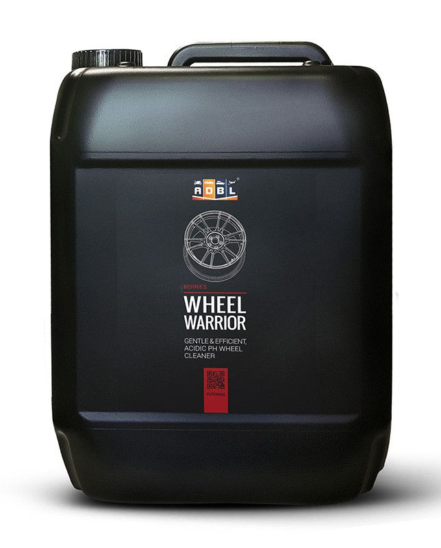 ADBL Wheel Warrior 5 L - Limpiallantas concentrado acido