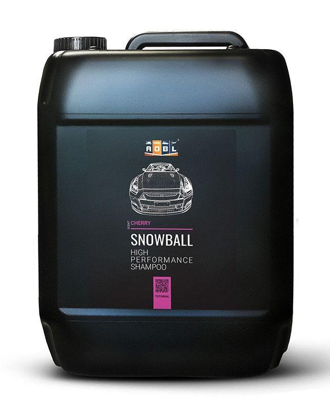 ADBL Snowball 5 L - jabon de coche de alto rendimiento