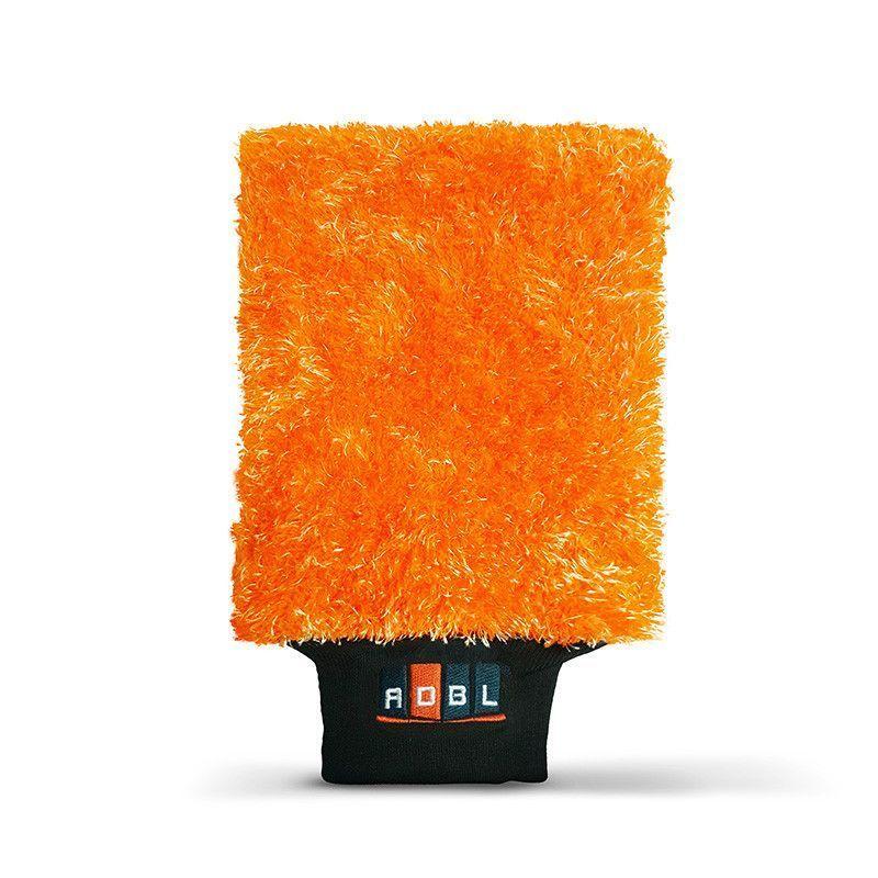 ADBL CareMitt - Guante de lavado de coches de microfibras