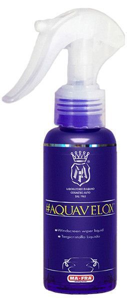 Labocosmetica AQUAVELOX 100 mL - Repelente de lluvia para coches