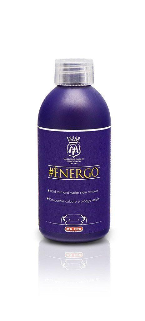Labocosmetica ÈNERGO 250 mL - Eliminar cal de cristales, pintura, etc...
