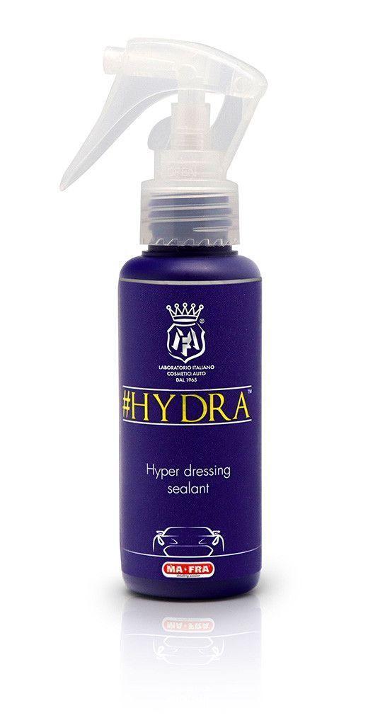 Labocosmetica HYDRA 100 mL - acondicionador de plásticos, gomas y neumáticos