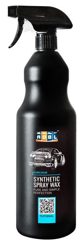 ADBL Synthetic Spray Wax 0.5 L - Cera rapida sintética