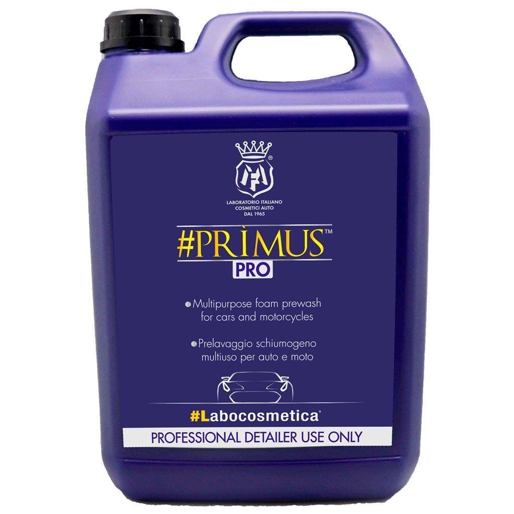 Labocosmetica PRIMUS 4.5 L - Limpiador de prelavado multipropósito