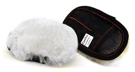 CarPro 2Fingers Mini Wool Wash Mitt