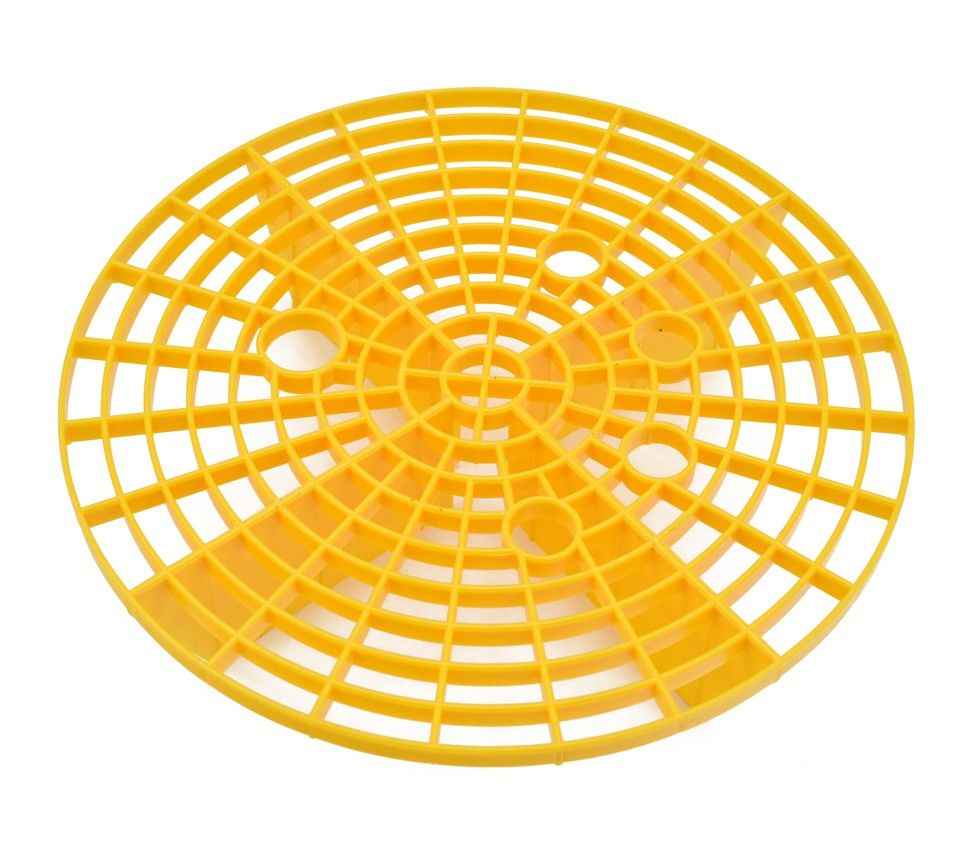 Work Stuff SEPARATOR amarillo - Filtro para cubo de lavado