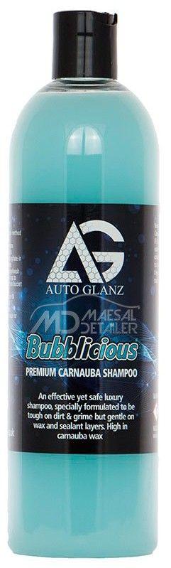 AutoGlanz Bubblicious 1 L- Jabon de coche concentrado