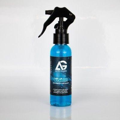 AutoGlanz Vision 100 mL - Limpiacristales con repelente de lluvia