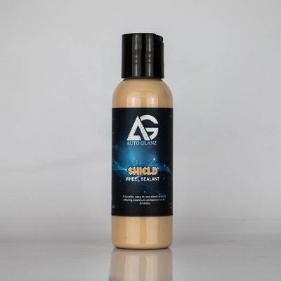 AutoGlanz Shield 100 mL - Sellante de llantas