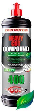 Menzerna Heavy Cut 400 Green Line 1 L Pulimento de corte