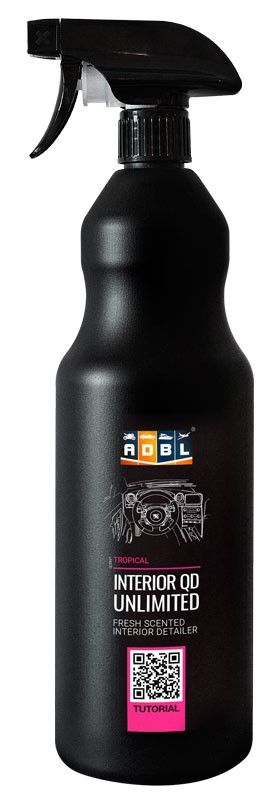 ADBL Interior QD Unlimited Edition 0.5 L - limpiasalpicaderos natural