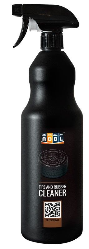 ADBL Tire and Rubber Cleaner 0.5 L - Limpiador de neumáticos y gomas