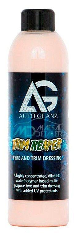 AutoGlanz Trim Reaper 250 mL - Acondicionador multiusos concentrado