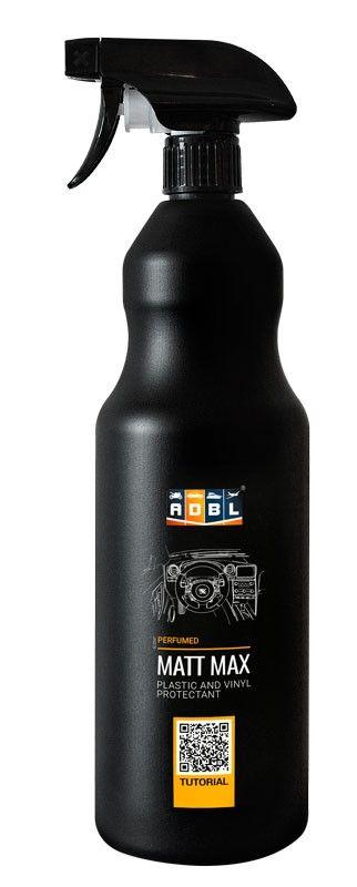 ADBL Matt Maxx Acondicionador de plásticos interiores mate 1 L