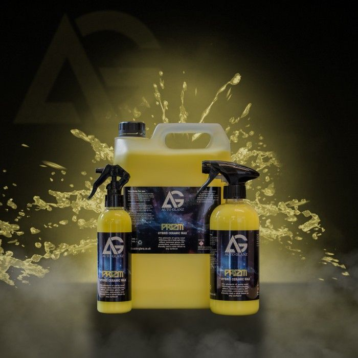 AutoGlanz Prizm - Cera híbrida cerámica 5 L