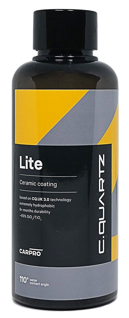 CarPro Cquartz Lite 150 mL Coating 45% SiO2   TiO2