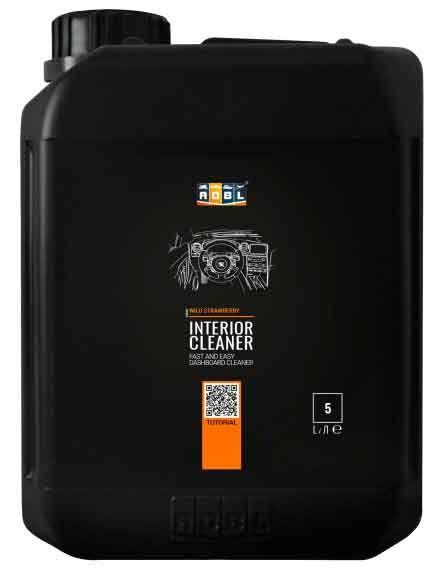 ADBL INTERIOR CLEANER Limpiador de plásticos, gomas y vinilos 5 L