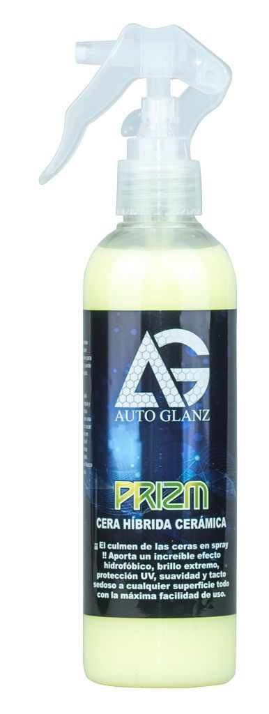 AutoGlanz Prizm - Cera híbrida cerámica 250 mL