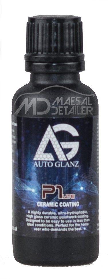 AutoGlanz P1 Lite Coating cerámico 30 mL