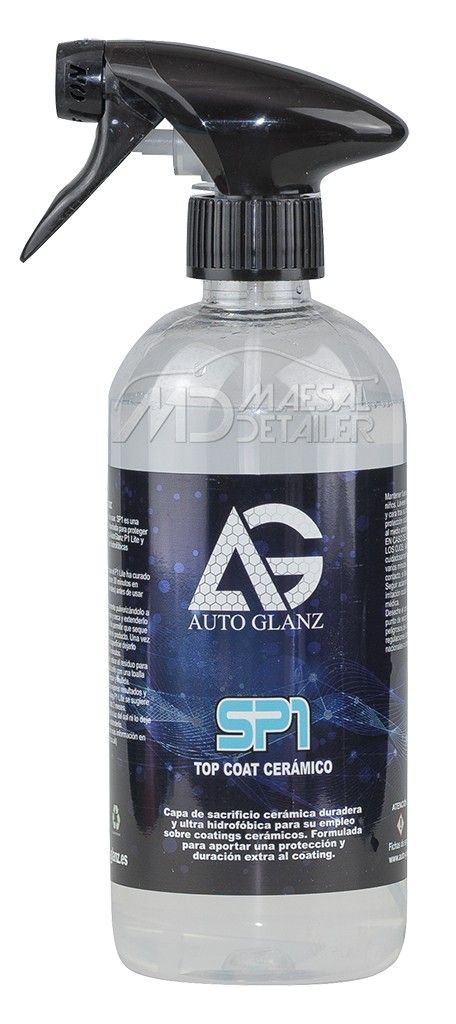 AutoGlanz SP1 Top Coat 500 mL