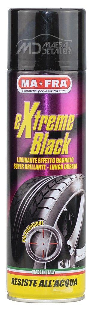 Ma-Fra eXtreme Black acondicionador de neumáticos de alto brillo 0.5 L