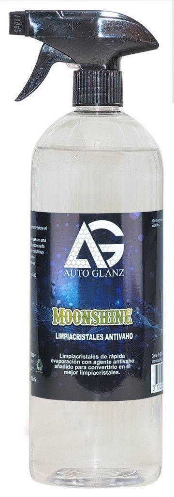 AutoGlanz MoonShine 1 L - Limpiacristales con antivaho