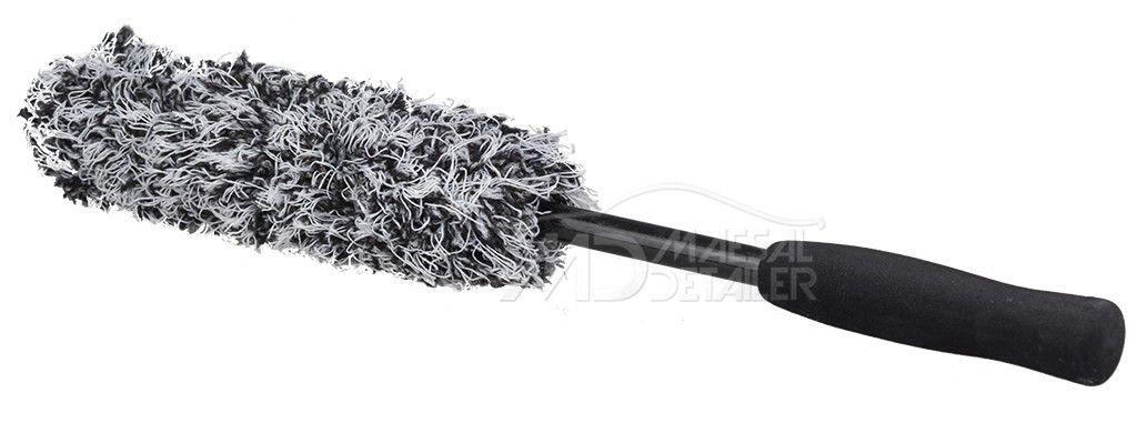 BestFiber Microfiber Wheel Brush cepillo de llantas de microfibras