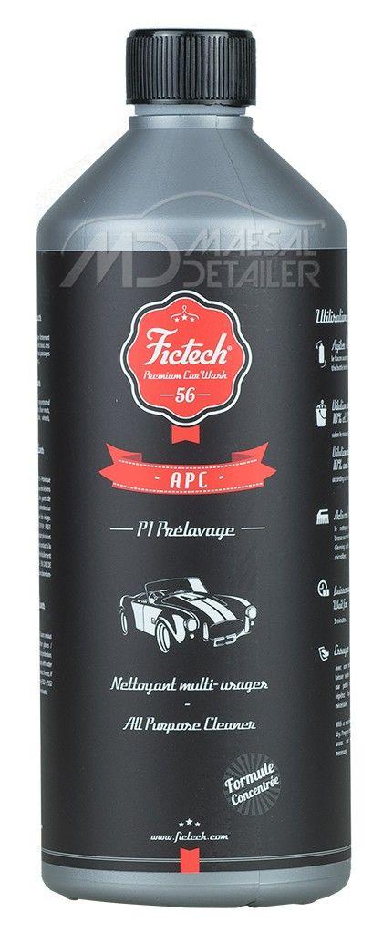 FicTech APC Limpiador multiusos concentrado 1 L