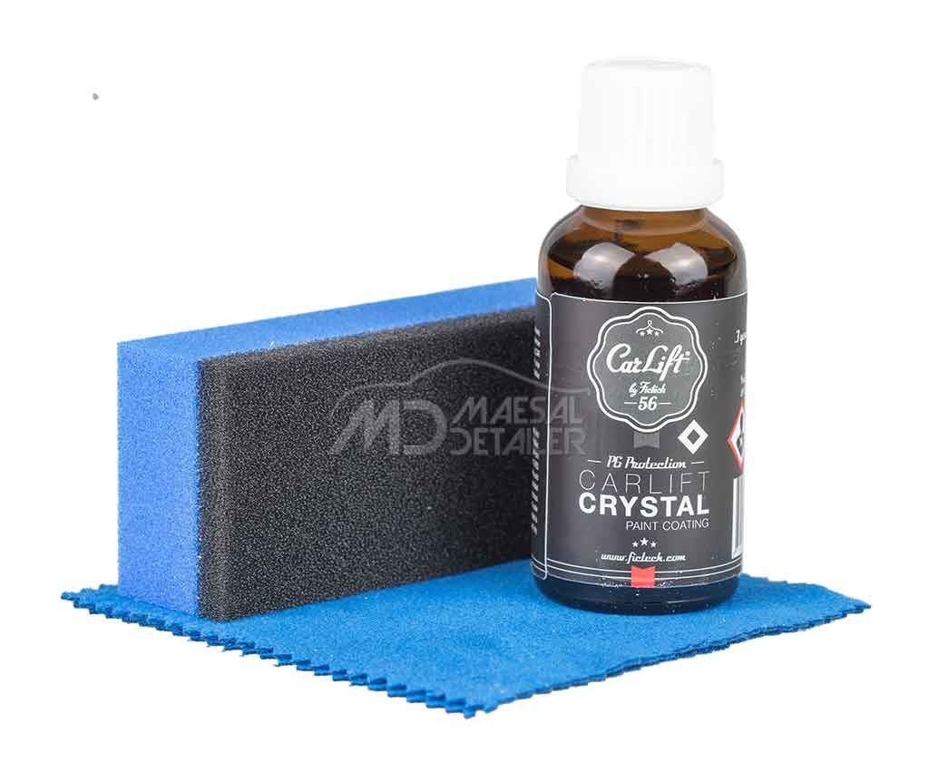 FicTech Car Lift CRYSTAL Coating para proteger la pintura 30 mL
