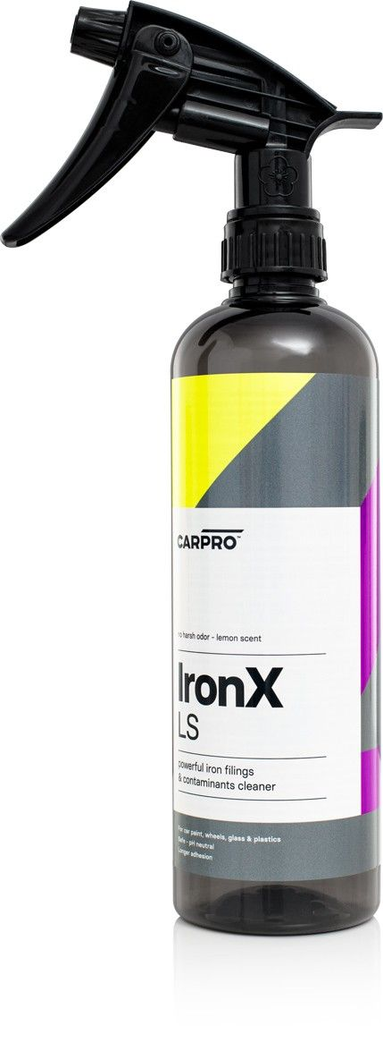 CarPro IronX Lemon Scent 500 mL - Descontaminante férrico