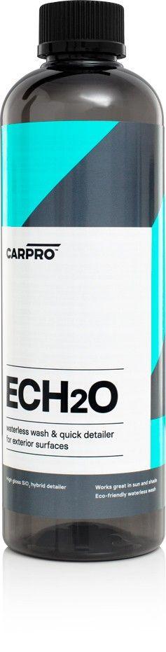 CarPro Ech2O 500 mL Lavado sin aclarado