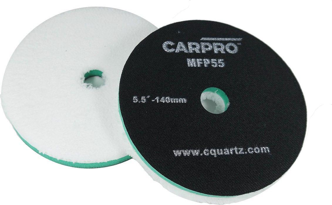 CarPro Esponja de microfibras de corte de 5.5 pulgadas (140 mm)