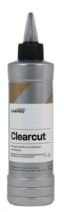 CarPro ClearCUT 250 mL - Pulimento de corte rápido