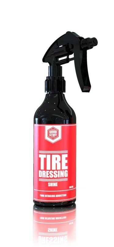 Good Stuff Tire Dressing Shine Acondicionador de neumáticos 500 mL