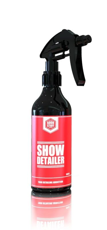 Good Stuff Show Detailer Quick detail con carnauba 500 mL
