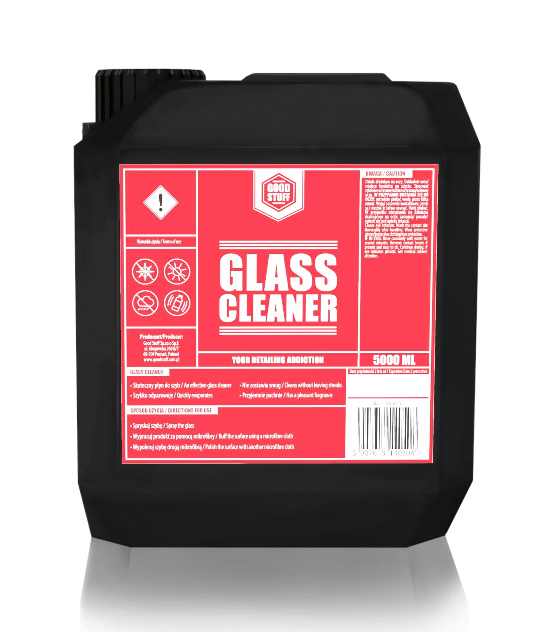 Good Stuff Glass Cleaner Limpiacristales ANTIVAHO 5 L