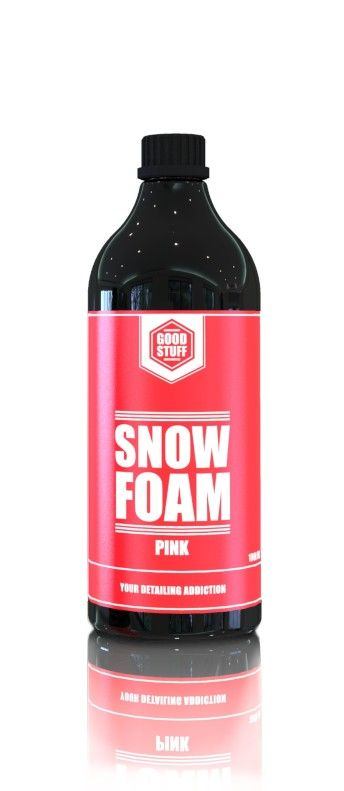 Good Stuff Snow Foam Pink Espuma de prelavado 1 L