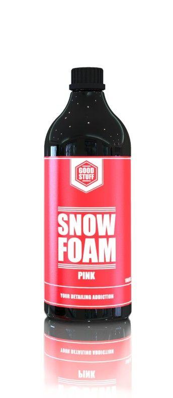 Good Stuff Snow Foam Pink Espuma de prelavado 1 L