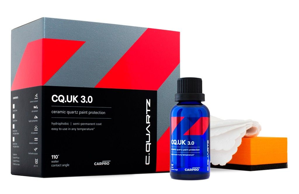 CarPro Cquartz UK Edition 3.0 50 mL