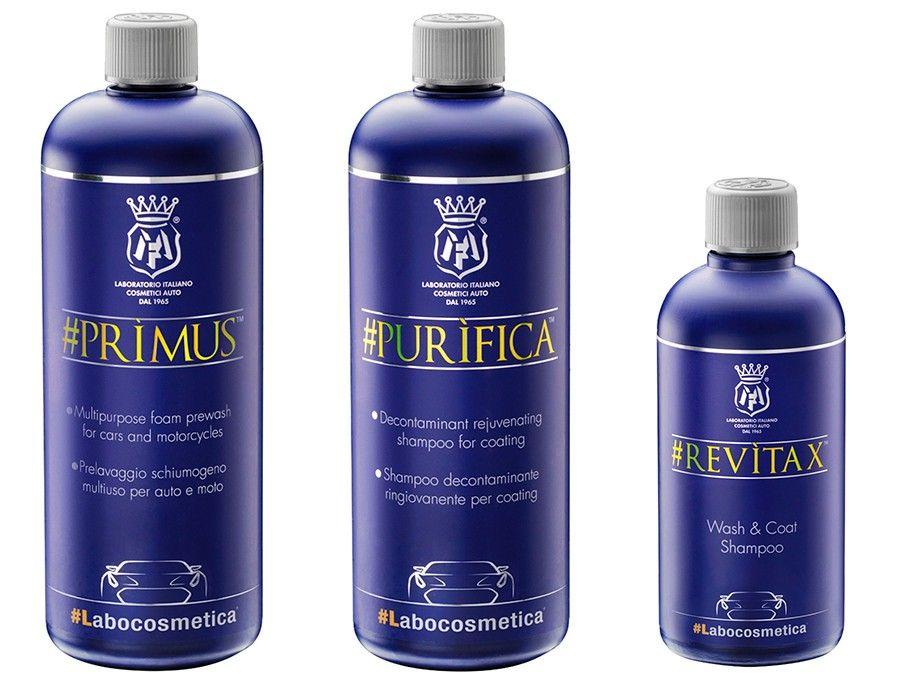 Kit Labocosmetica Primus + Purifica + RevitaX