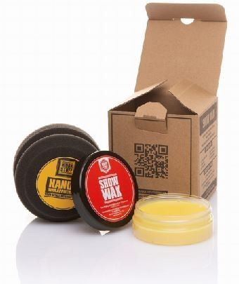 Good Stuff Show Wax (Cera de carnauba) 100 mL + Handy Wax