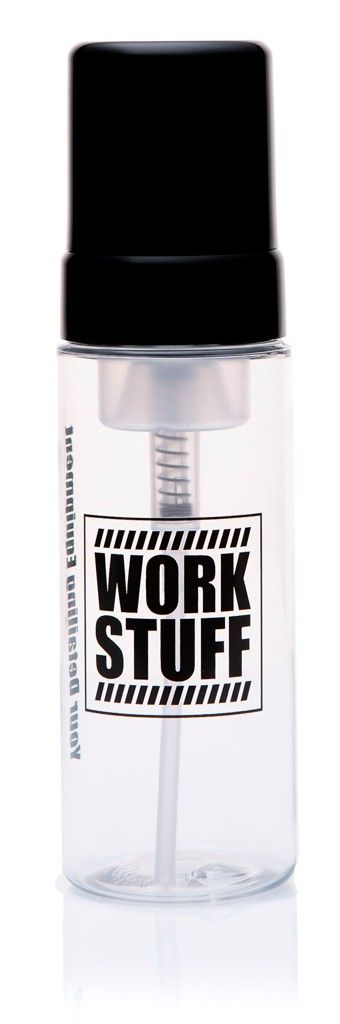 Work Stuff Foam Bottle Pulverizador espumante 150 mL