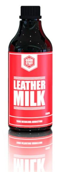Good Stuff Leather Milk acondicionador protector de cuero 250 mL