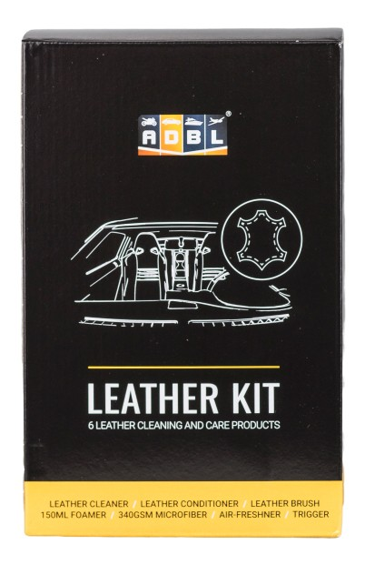 ADBL Leather Kit - Completo kit para cuero