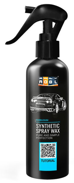 ADBL Synthetic Spray Wax 200 mL - Cera rapida sintética