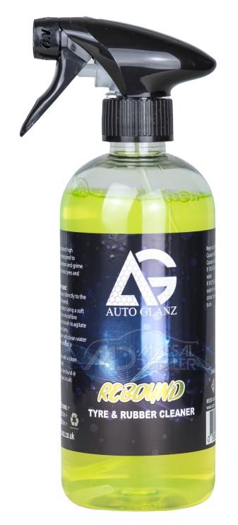 AutoGlanz Rebound Limpiar neumaticos y gomas 500 mL