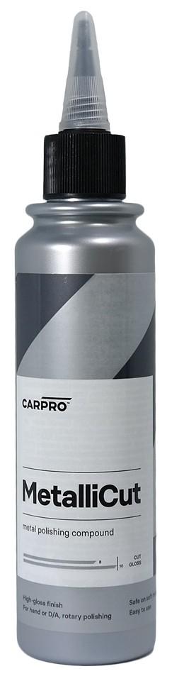 CarPro Metallicut Pulimento de metales 150 mL